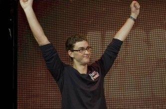 Zwycięzca Aussie Millions 2010 Tyron Krost