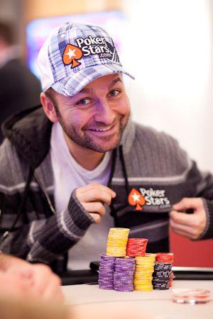 Даниеэль Негреану один из первых зарегистрировался на турнир хай-роллеров