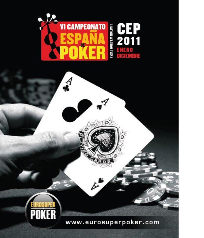 El VI Campeonato de España de Póker arranca el 24 de enero 102
