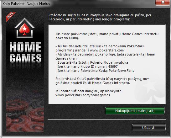 """PokerNews gidas padėsiantis paruošti """"Namų žaidimus"""" PokerStars 104"""