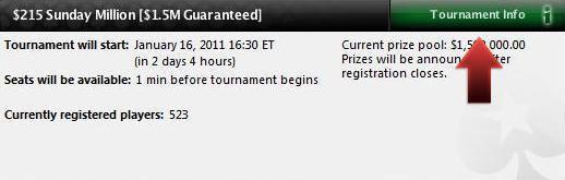 Amanhã à Noite Joga-se o Main Event PT Poker Series 103