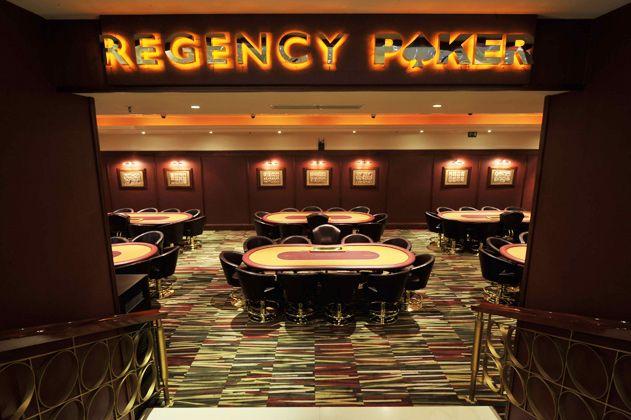 Το καινούριο poker room του καζίνο της Πάρνηθας