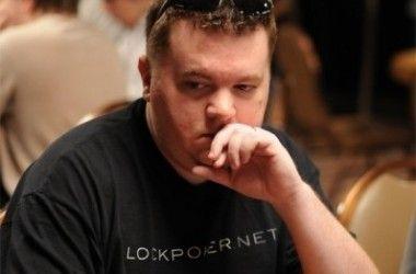 """Lock Poker komandos narįs Ericas """"Rizen"""" Lynchas"""