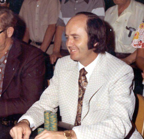 Istorijos kampelis: Pokerio legenda Crandellas Addingtonas 101