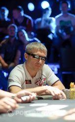Николай Евдаков покинул турнир перед самым финальным столом
