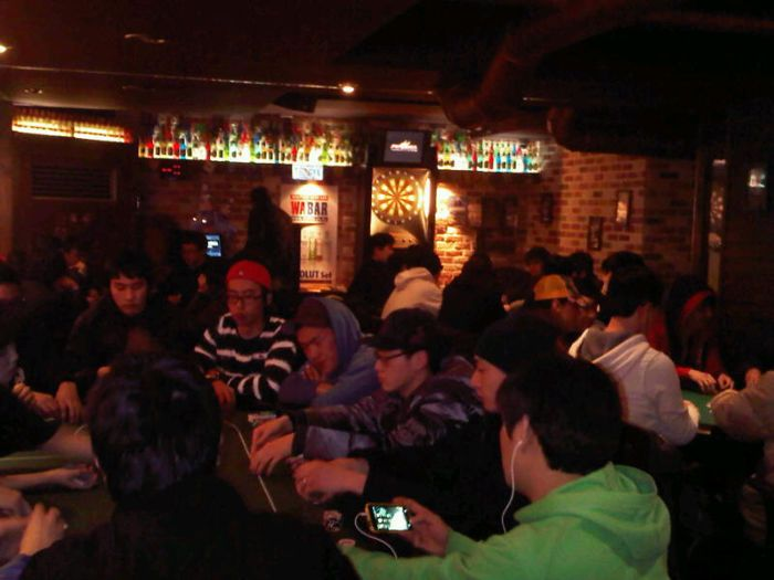 Macau Poker Cup 1차 새틀라잇 102