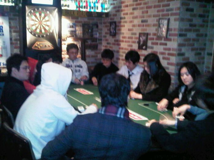 Macau Poker Cup 1차 새틀라잇 103