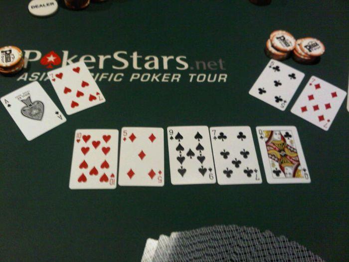 Macau Poker Cup 1차 새틀라잇 104