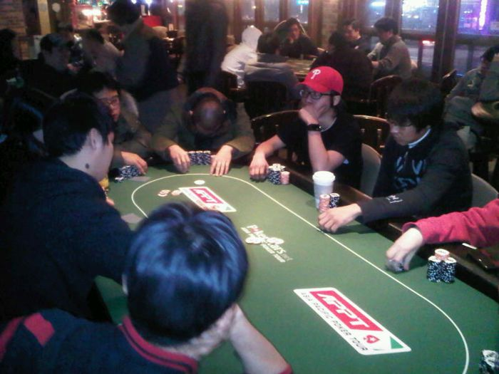 Macau Poker Cup 2차 새틀라잇 103