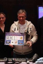 Победитель ставший Люсьен Коэн за свое достижение заработал €880,000