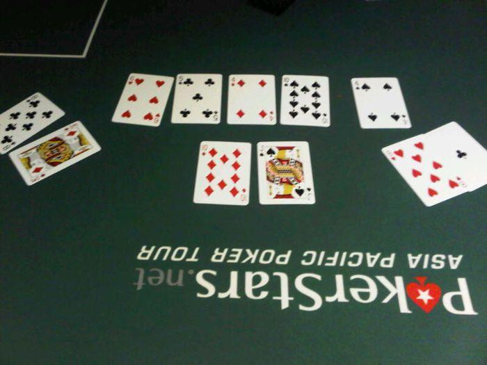 1월 마지막 주 Poker Tour 102