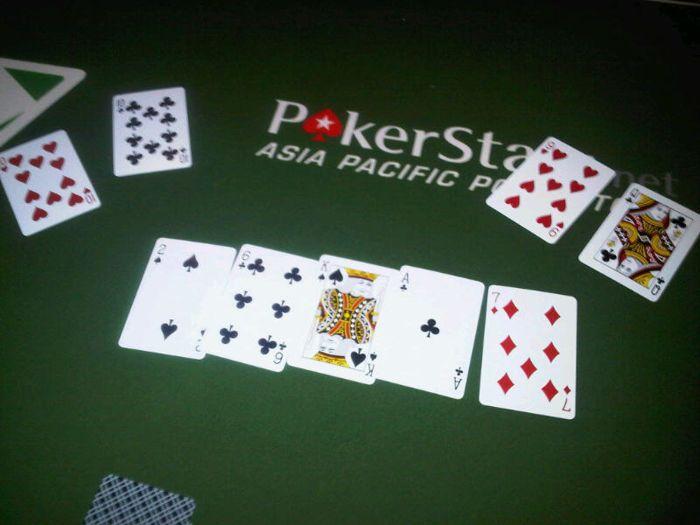 1월 마지막 주 Poker Tour 104