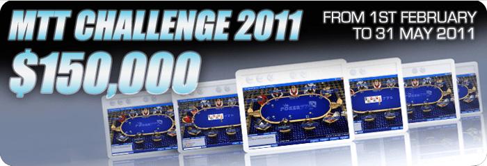 Spill deg til WSOP 2011 med Poker770 - MTT challenge 0.000 102