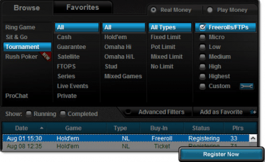 Full Tilt Poker фрийрол за 0,000 тази неделя - на това му... 101