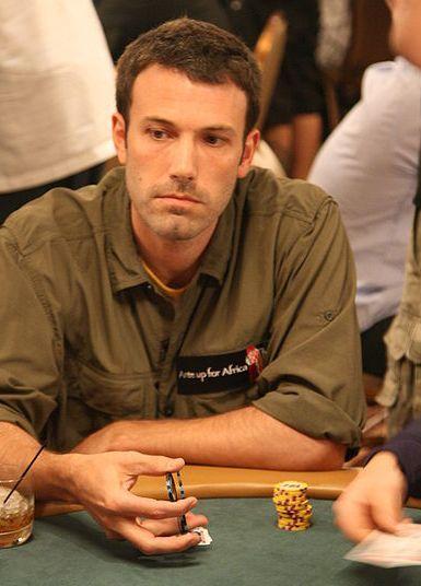 Ne visai rimtai: įžymybės pokeryje 104
