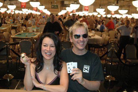Ne visai rimtai: įžymybės pokeryje 103