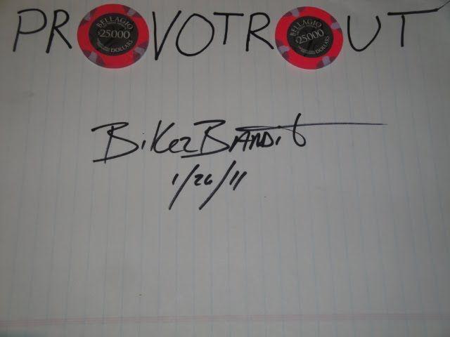 Fota, která rozesílal lupič z Bellagia 102