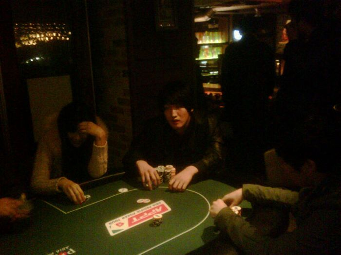 Macau Poker Cup 3차 새틀라잇 104