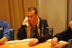 Дмитрий Громов довольно рано закончил свое выступление