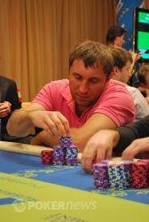 Николай Притыкин выиграл самый большой банк турнира