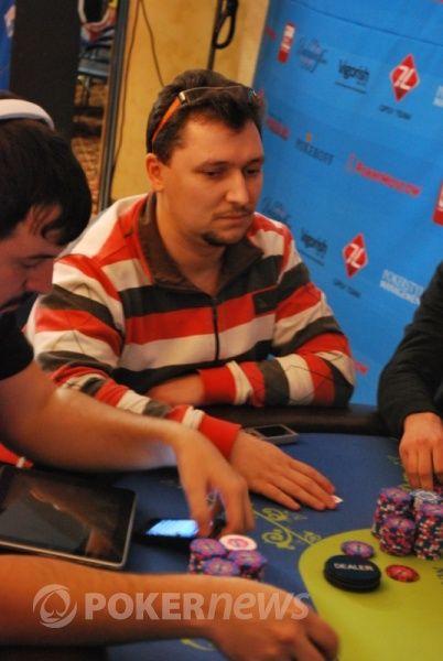 Евгений Ильяшенко показывает отличные результаты