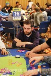 Илья Городецкий вылетает из второго турнира с одной и той же картой