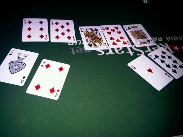 2월 12일 Poker Tour 104
