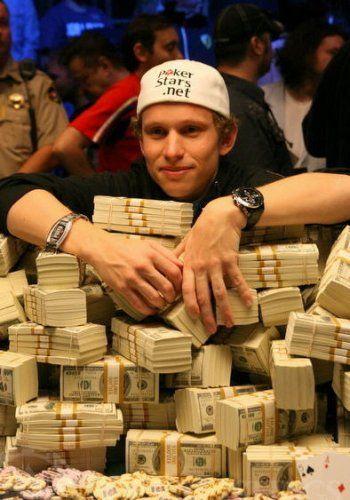 2008WSOP冠军Peter Eastgate回归?! 101