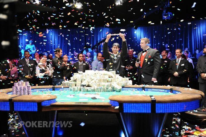 Какво е да си WSOP шампион - от Джонатан Дюамел 103