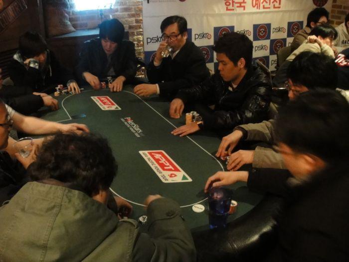 2월 20일 Macau Poker Cup 새틀라잇 101