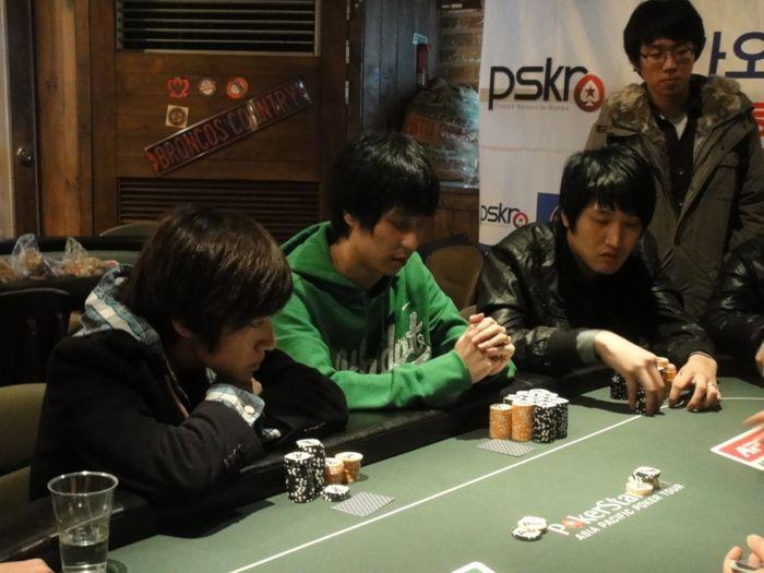 2월 20일 Macau Poker Cup 새틀라잇 102