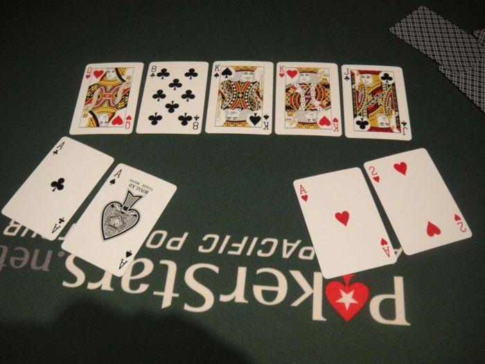 2월 20일 Macau Poker Cup 새틀라잇 103