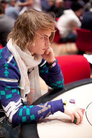 Виктор Блум довольно рано покинул турнир