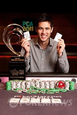 Galen Hall vyhrál 2011 PCA Main Event