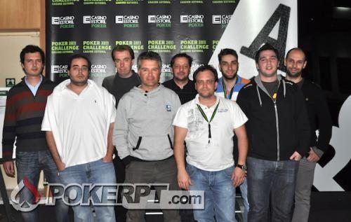 Casino Estoril Poker Challenge - Tomé Moreira Vence Etapa 2 101
