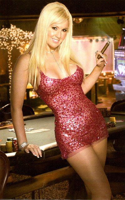 Jennifer Leigh u sledećem broju Playboy-a 101
