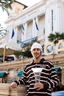 Jason Mercier, online kvalifikator sa Floride - Pobednik na EPT San Remo-u 101