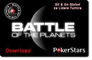 Bitka Planeta - PokerStars 102