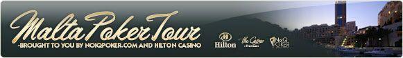 Iskoristite svoju šansu da učestvujete na Malta Poker Tour-u 103