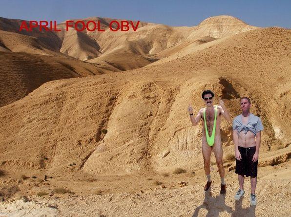 Jeff Madsen: od opklade u Izraelu do prvoaprilske šale! 102