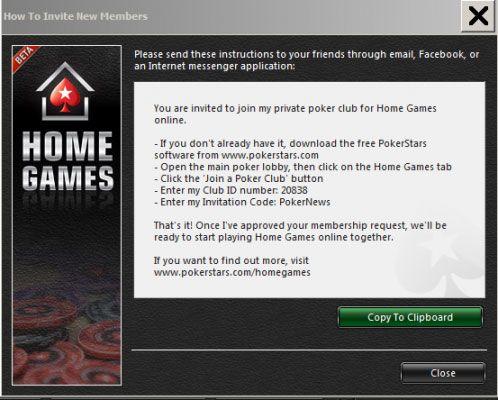 PokerNika VODIČ za postavku Vaše privatne PokerStars Kućne Igre 104