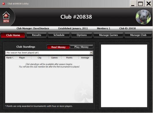 PokerNika VODIČ za postavku Vaše privatne PokerStars Kućne Igre 106