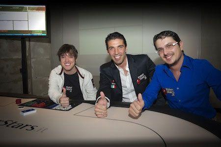 Gianluigi Buffon - Italijanski golman je novi Ambasador PokerStarsa! 101