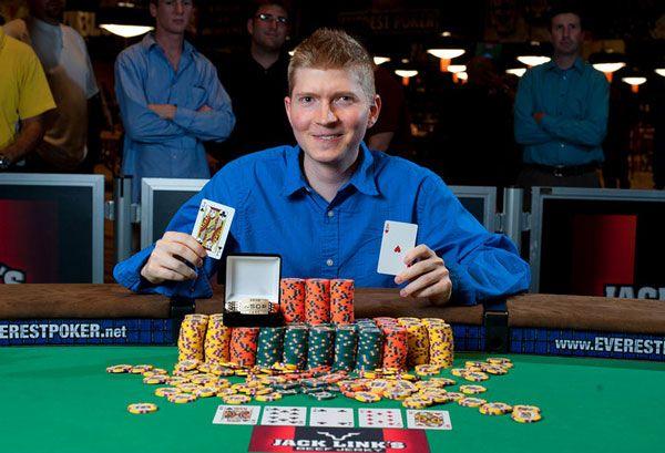 WSOP 2010 - Joshua Tieman osvojio Event #6 NLHE .000 Shootout 101
