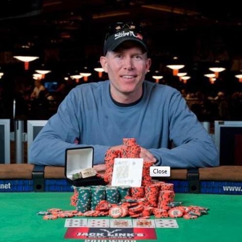WSOP 2010: Jeffrey Tebben osvojio Event #24 1K NLHE 101
