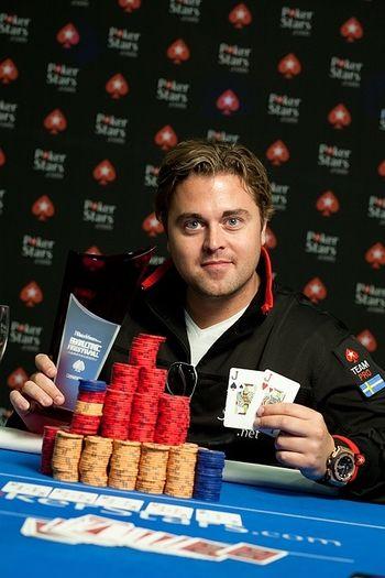 William Thorson osvaja PokerStars Baltic Festival 101