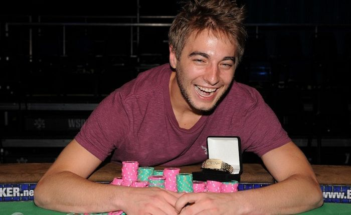 Chance Kornuth trijumfuje na Eventu #50 - .000 PLO 101