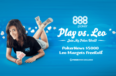 888 Poker Play More, Win More! Ukentlige pokerfreeollere! 101