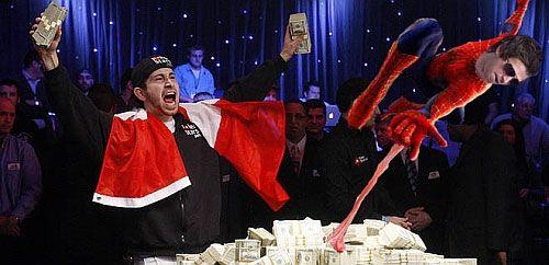Poker se sastaje sa Photoshop-om - Top 10 102