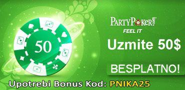 Besplatno na PartyPokeru - bez depozita! 101